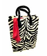 Just The Right Shoe Serengeti Box Purse 26406 Raine Willitts 1999 Collec... - $28.70