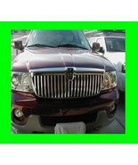 LINCOLN NAVIGATOR 2003-2006 CHROME GRILLE GRILL KIT 03 04 05 06 2004 2005 LIMITE - $30.00