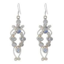 wholesale 925 Sterling Silver inviting genuine White Earring gift UK - $31.57
