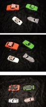 Vintage Toy Car Lot Dukes Of Hazzard General Lee Windup Playart Tootsie ... - $28.99