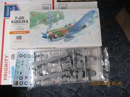 Hasegawa P-40N Warhawk  1/72 scale - $16.99
