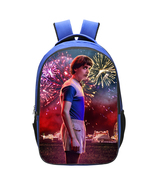 WM Stranger Things Season 3 Kid Adult Backpack Daypack Schoolbag Bookbag Type F