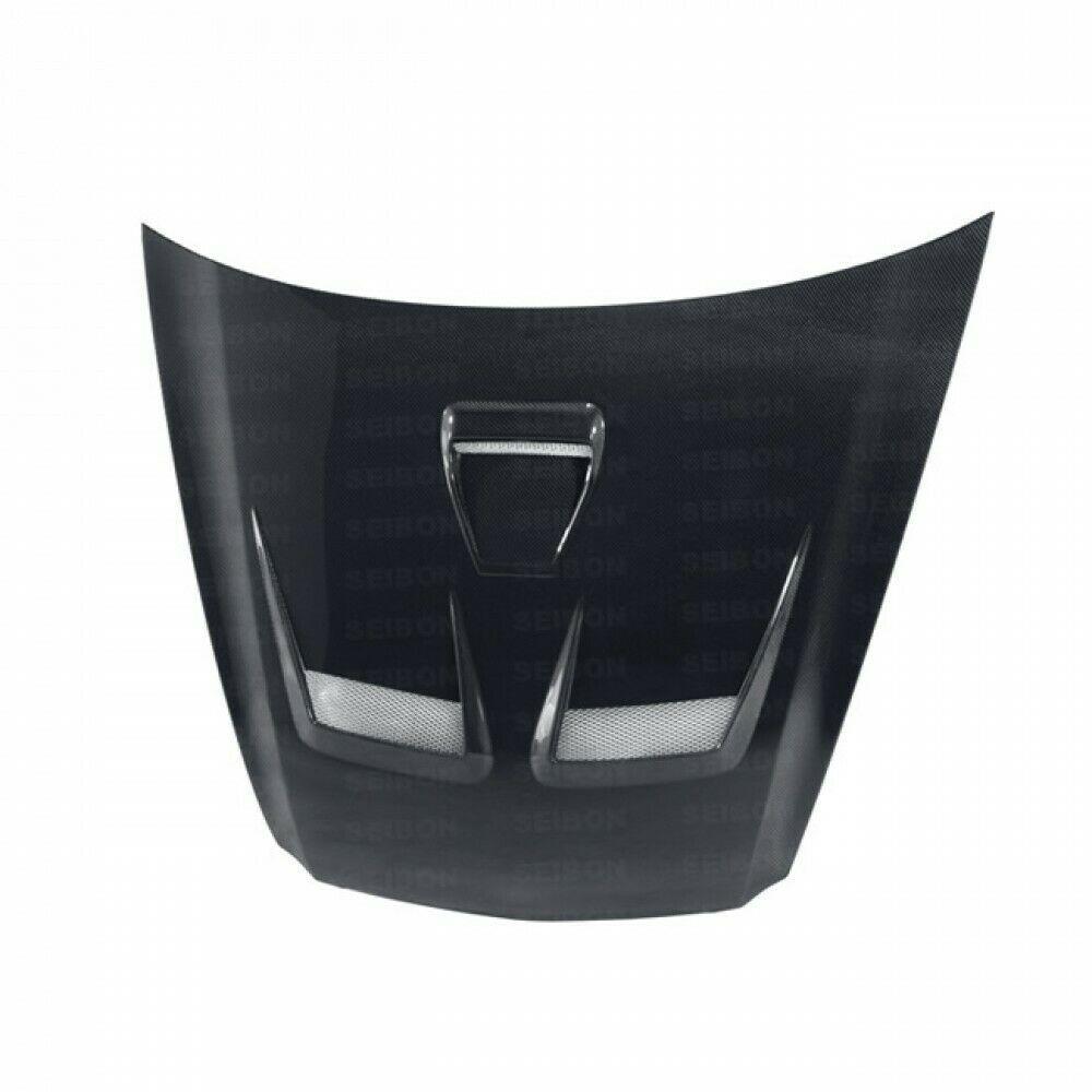 04-08 Acura TL CW-Style Seibon Carbon Fiber Body Kit- Hood