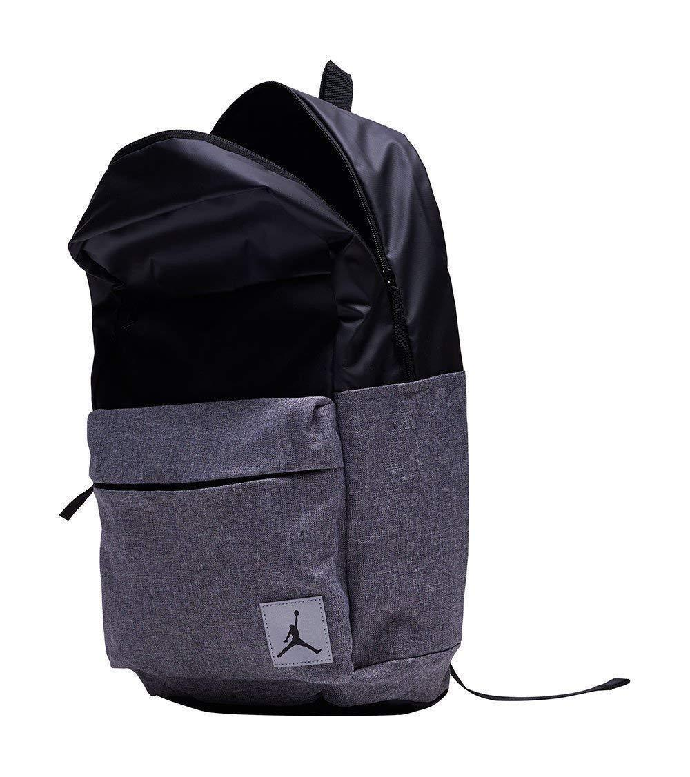 66cb03b9219d ... Nike Jordan Pivot Colorblocked Classic School Backpack Black ...