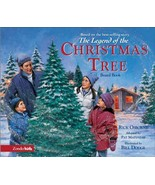 Legend of the Christmas Tree Board Book, The Pat Matuszak and Rick Osborne - $12.99
