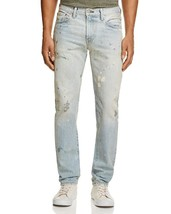 Levi's Strauss 511 Men's Premium Ringo Distressed Slim Fit Jeans Pants 511-2172