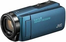 JVCKENWOOD JVC camcorder Everio R waterproof dustproof 32GB Navy - $470.55