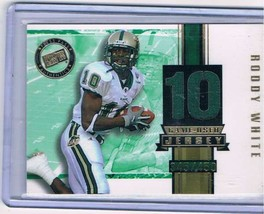2005 Press Pass SE Game Used Jerseys Gold #JCRW Roddy White MEM /450  - $12.51