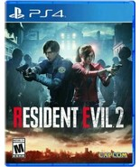 *BRAND NEW* Resident Evil 2 PS4 Sony Playstation 4 2019 USA Capcom *SEALED* - $69.25