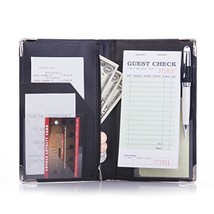 Deluxe Server Book Organizer for Restaurant Waiter Waitress Waitstaff | ... - $15.51