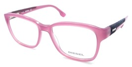 New Authentic Diesel Rx Eyeglasses Frames DL5032 081 51-16-140 Pink / Bl... - $50.96