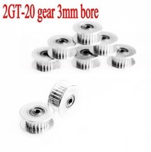 3D printer accessories 2GT 20 teeth synchronous wheel pulley wheel Perli... - $3.36