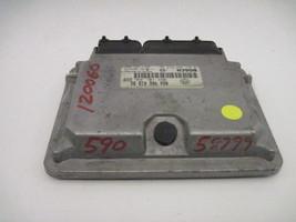 Ecu Ecm Computer Vw Golf Jetta 1999 99 2.0L 596878 - $59.24