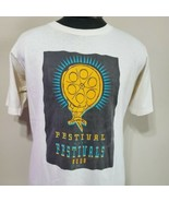 VTG 1991 Festival Of Festivals T Shirt Toronto Roots Canada Promo Tee 90... - $24.00