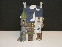 Department 56 Dickens' Village Series Collectible The Wool Shop 1988 #59... - $32.83