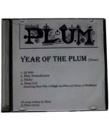PLUM Year Of The Plum Demo CD-R EP w/ Matt Pike Of High On Fire & Sleep ... - $28.04