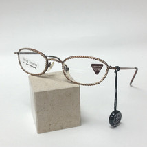 f9eb14cbb427 Jimmy Crystal New York GL695 Swarovski Reading Glasses Light Colorado Topaz  -  89.99