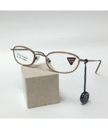 Jimmy Crystal New York GL695 Swarovski Reading Glasses Light Colorado Topaz - $89.99