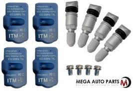 4 X New ITM Tire Pressure Sensor 433MHz TPMS For BMW X5 01-04 - $138.58