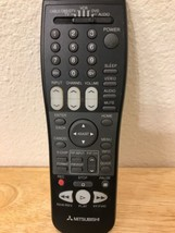 Mitsubishi 290P111A10 EUR647009 Tv MULTI-FUNCTION Remote Control - $19.30