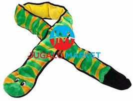 Kyjen Outward Hound Invincibles DuraTuff Ginormous 5' Snake Toy - $73.66 CAD