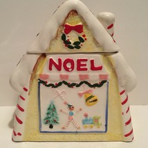Vintage Lipper and Mann Japan Hansel and Gretel Gingerbread House Candy ... - $14.85