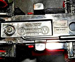 rue Value Kenworth 1925 Truck #13 Metal Coin Bank AA19-1385 Vintage ERTL image 7