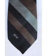 """Allyn St George Men's Necktie Silk Poly Blend Striped 55"""" long 2.75"""" width - $19.79"""