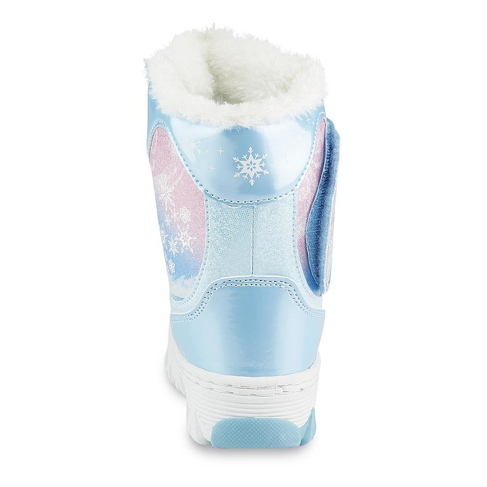 NEW NWT Disney Frozen Toddler or Girls Snow Boots Size 7 9 or 1