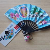 Sanrio Hello Kitty 2008 Strap figure Hawaii blue - $7.00