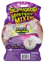 SEALED Horizon Group SlimyGloop Mystery Glitter Slime Mix'Ems + Surprise Figure image 2