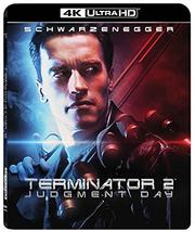Terminator 2: Judgement Day (4K Ultra HD + Blu-ray)