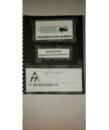 Grundoram Pneumatic Pipe Rammer Operators and Parts Manual - $140.06