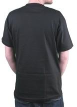 Famous Stars & Straps Mens Black/White Check It BOH Ska Badge of Honor T-Shirt image 2