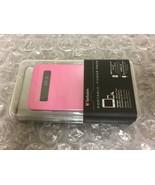 Verbatim Portable Ultra Slim Portable Power Pack 4200mAh - Pink - #98452 - $5.00