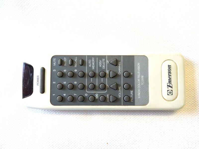 Emerson 79039024102 TV Remote Control TC0916 TC0917  B16 - $11.95