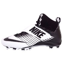 Nike 833421-100 Lunarbeast Elite TD Size 12 Offensive Linemen Football Cleats - $52.00
