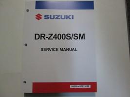 2006 2007 2008 Suzuki DR-Z400S/SM DRZ400S/SM Service Workshop Repair Man... - $138.60
