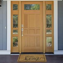 Achim Home Furnishings PCM1830DO6 Dorothy Printed Coir Door Mat, 18' x 30' - $25.48