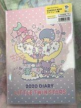 2020 Sanrio Little Twin Stars Schedule Book Diary Planner Notebook - $7.00