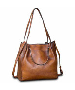 Sale, Full Grain Leather Handbag, Women Designer Shoulder Bag - $215.00