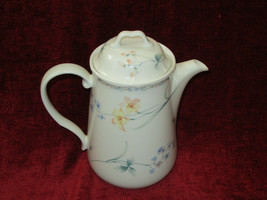 Noritake American Flowers coffee pot - $27.67