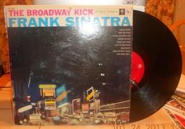 Frank Sinatra The Broadway Kick Columbia CL 1297 33RPM LP Record Vinyl - $11.14