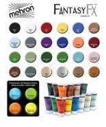 Halloween Fantasy FX Cream Makeup Mehron  12 Colors Water Washable Free ... - $6.35