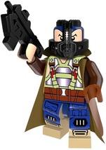 Bane The Dark Knight Rises Single Sale Lego Minifigure Toys - $2.19