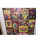 MARVEL COMICS 3RD EYE PROMOTIONAL POSTER * Hi Quality Reproduction from ... - $100.00