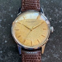 IWC Schaffhausen Men's cal.89 Manual-Wind Dress Watch c1960s Swiss Vintage LV739 - $2,934.12