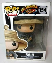 Funko Pop! Movies Rain #154 New Vaulted Big Trouble in Little China - $29.99
