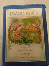 Vintage Hallmark Coin Tin Collectible Adventure, Fun,Discovery,Imagination Child image 4