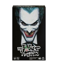 NEW SEALED 2020 The Joker Diabolical Party Game Spin Masters DC Comics - $23.08
